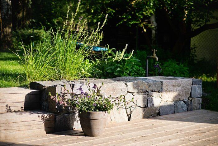 Projekt s názvem Zahrada s houpačkou je dílem architektů Flera design