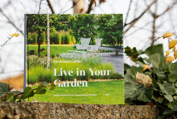 Live in Your Garden is a new book from Ferdinand Leffler